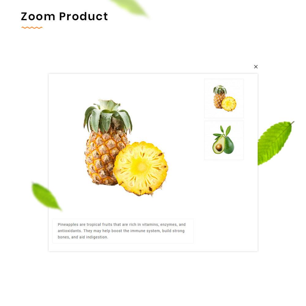 theme - Alimentos & Restaurantes - Organic Mega–Food and Fresh–Grocery Super Store - 8