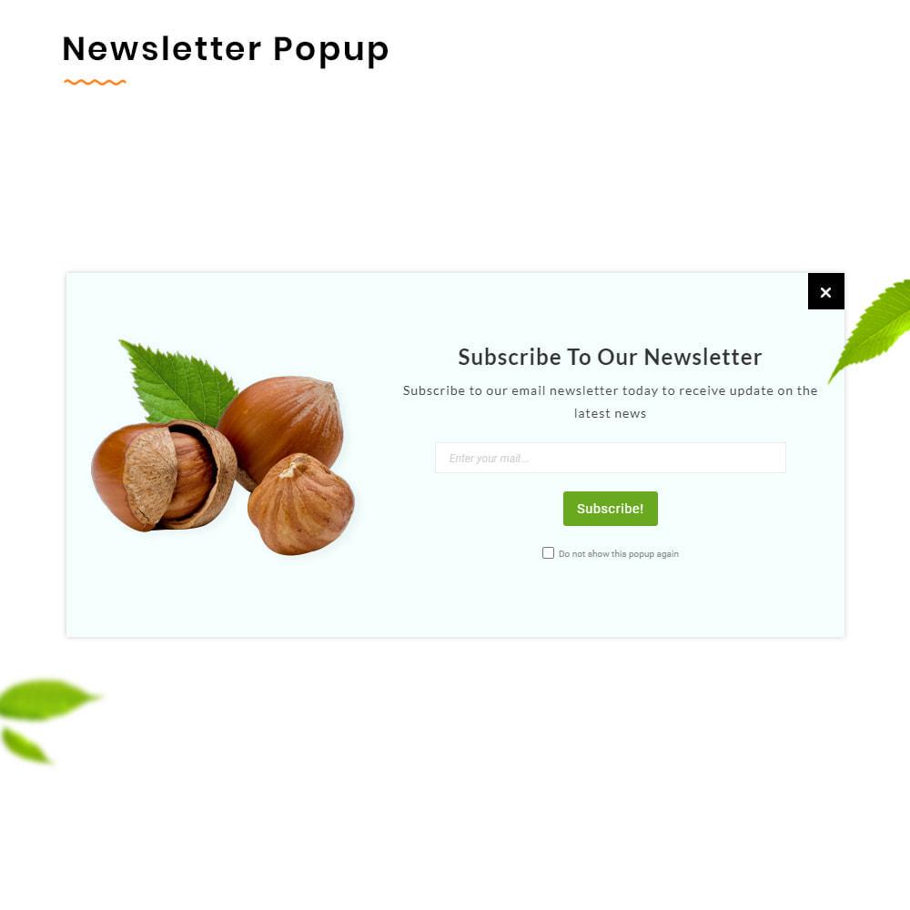 theme - Alimentos & Restaurantes - Organic Mega–Food and Fresh–Grocery Super Store - 9