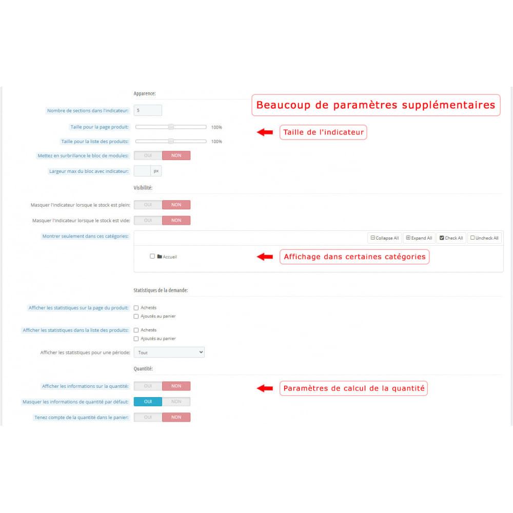 module - Gestion des Stocks & des Fournisseurs - Indicateur de disponibilité des produits - 7