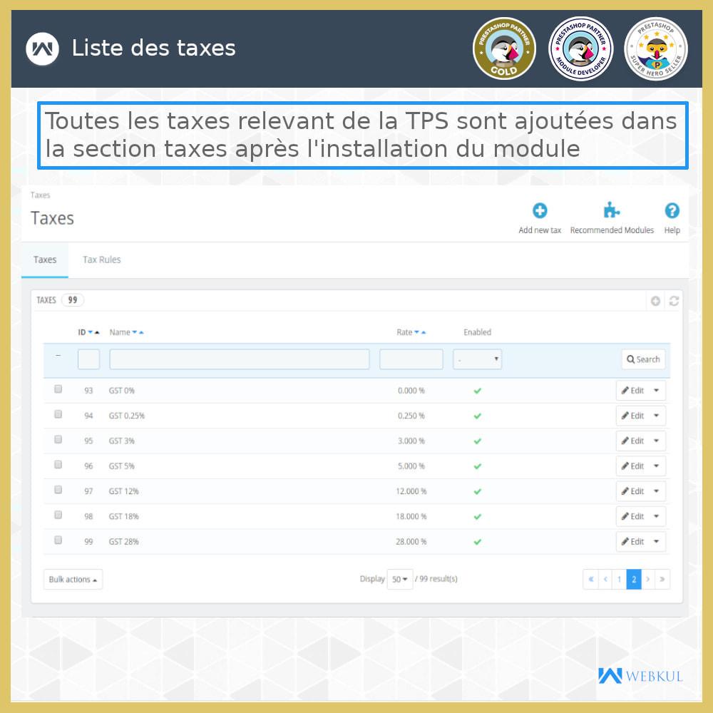 module - Comptabilité & Facturation - GST - Retours et factures - 5