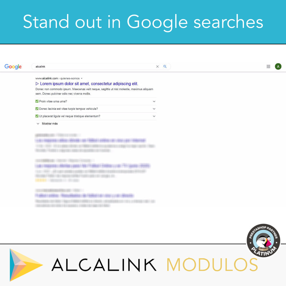 module - FAQ (Frequently Asked Questions) - FAQ Schema in categories - Special SEO in Google - 3