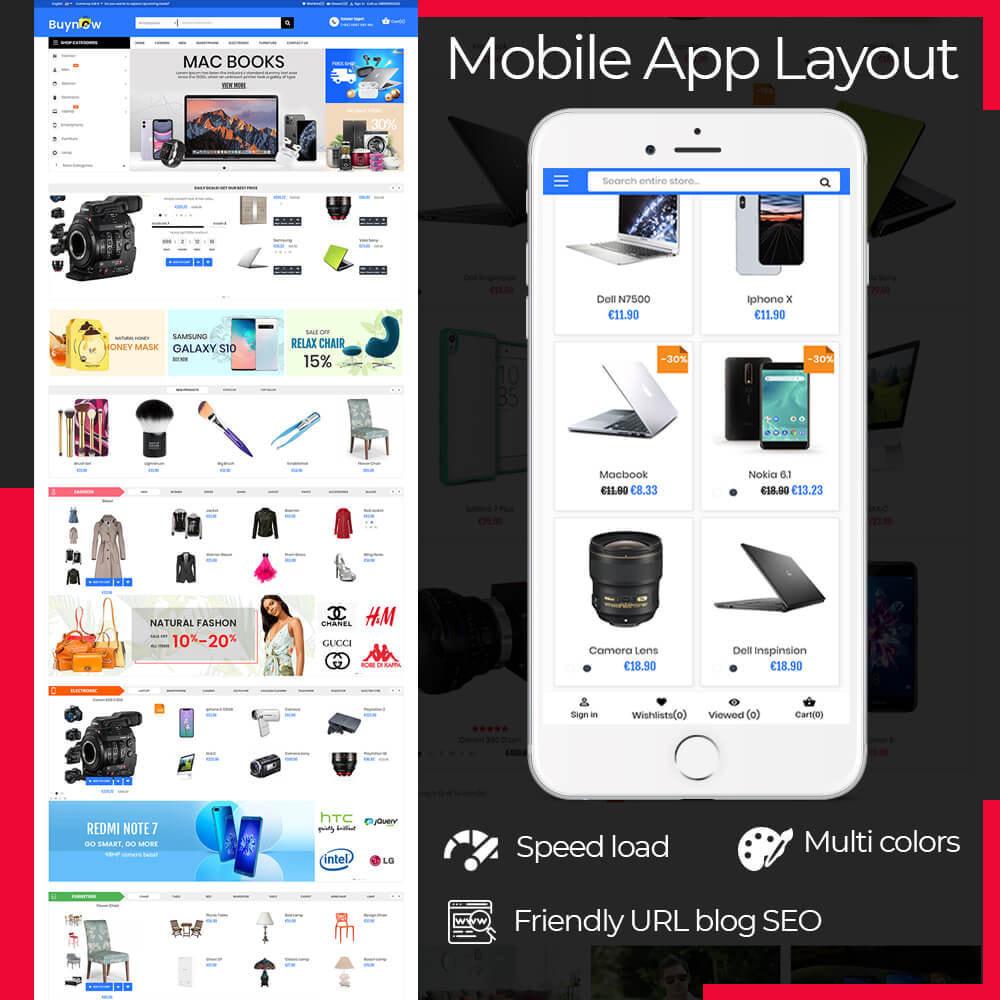 theme - Elektronika & High Tech - Buy Now Supermarket - 1