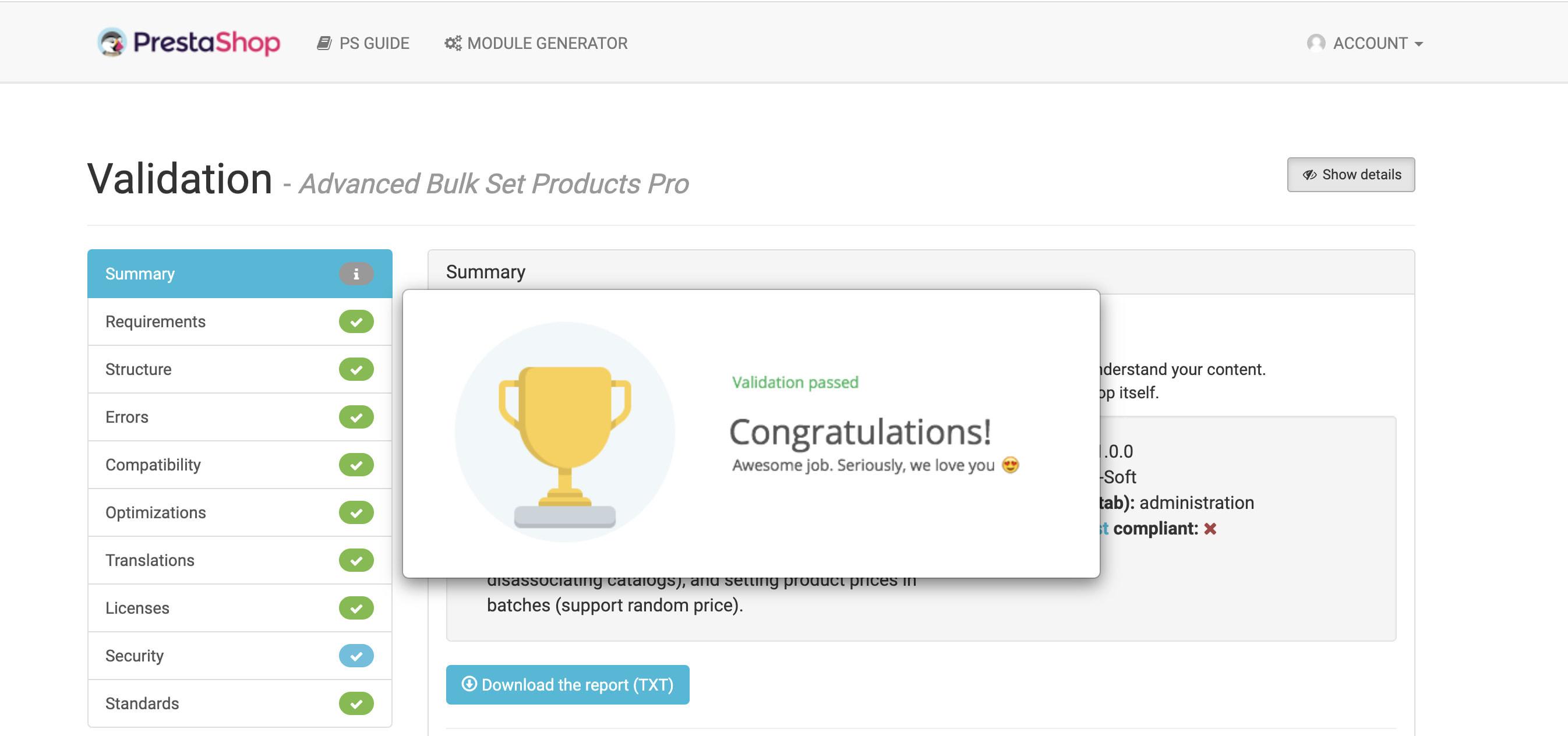 module - Fast & Mass Update - Advanced Bulk/Mass Set Product(Category,Price) Pro - 7