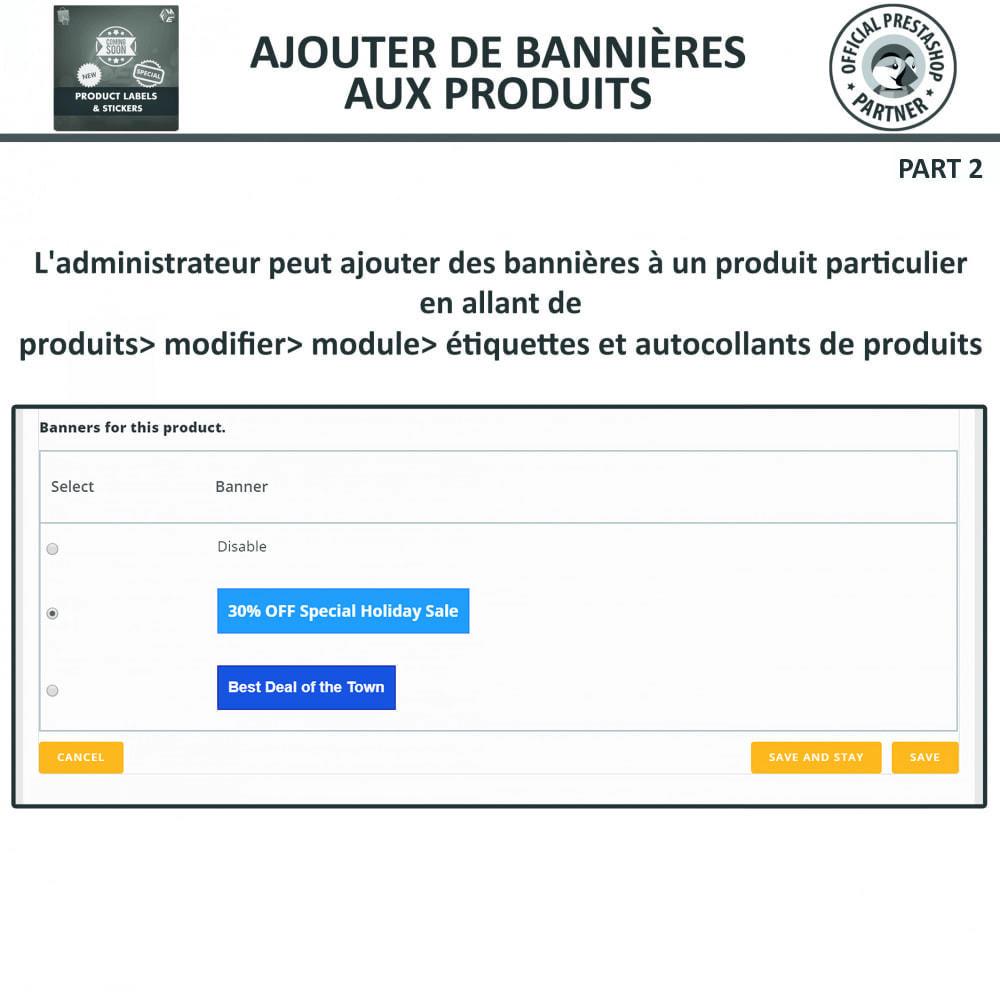 module - Etiquettes & Logos - Étiquettes de Produits et Autocollants - 18