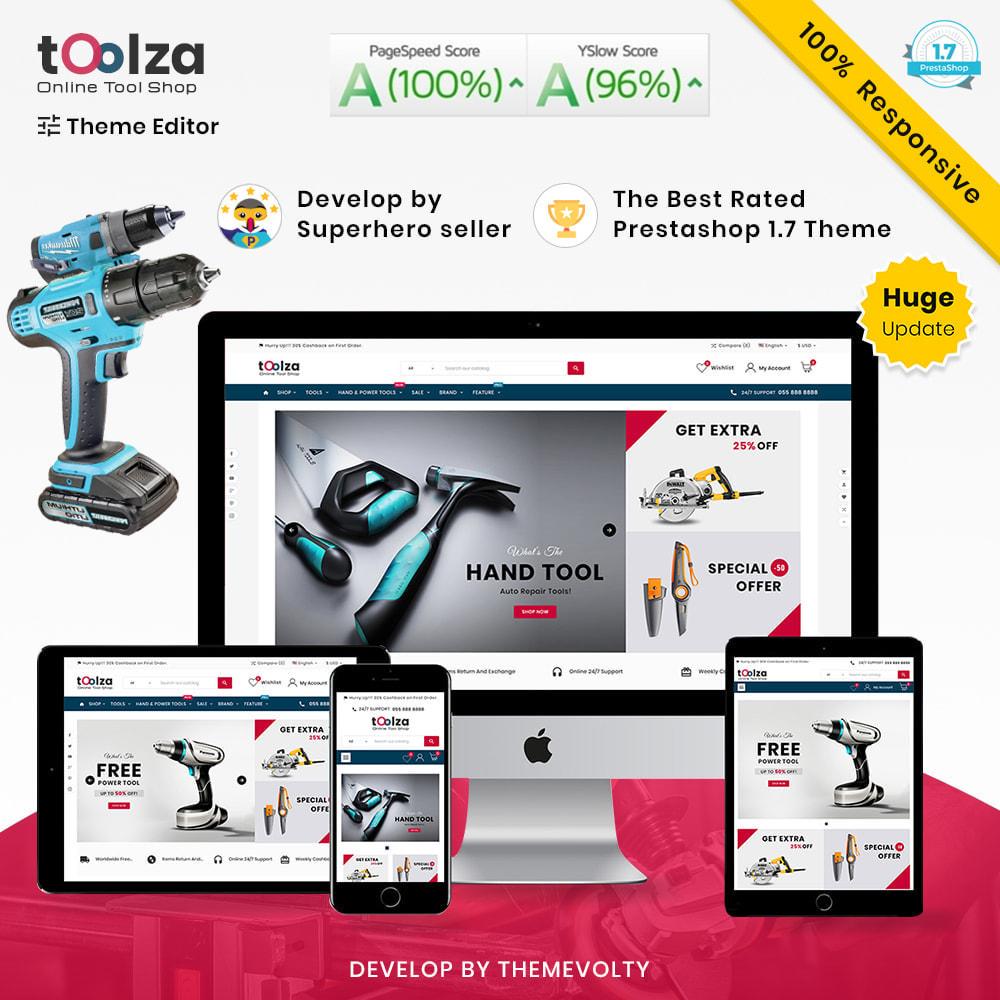 theme - Auto & Moto - Toolza Mega–Outils et Machine Super Store v3 - 1