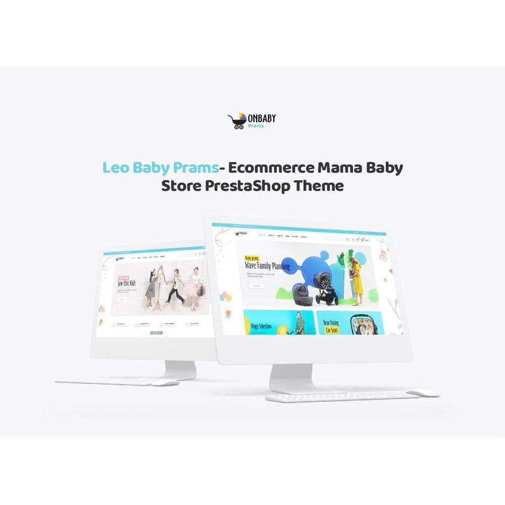 theme - Niños y Juguetes - Leo Baby Prams - Baby Store & Multipurpose - 1