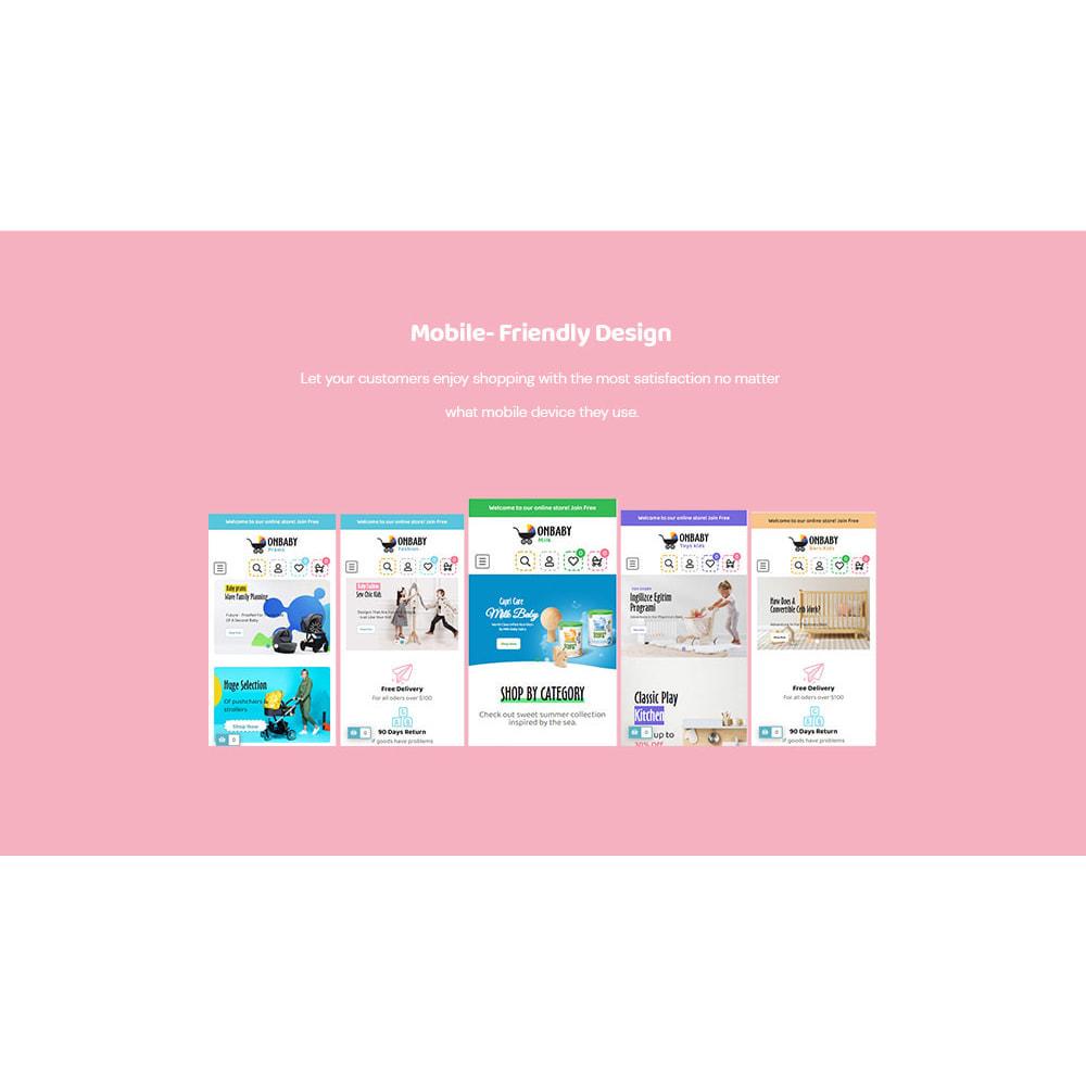 theme - Niños y Juguetes - Leo Baby Prams - Baby Store & Multipurpose - 8