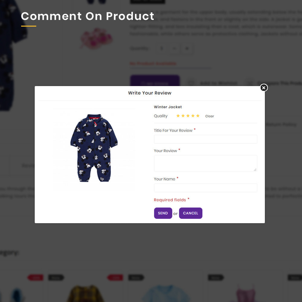 theme - Kinder & Spielzeug - Fashona Children–Kids Fashion Super Store v3 - 11