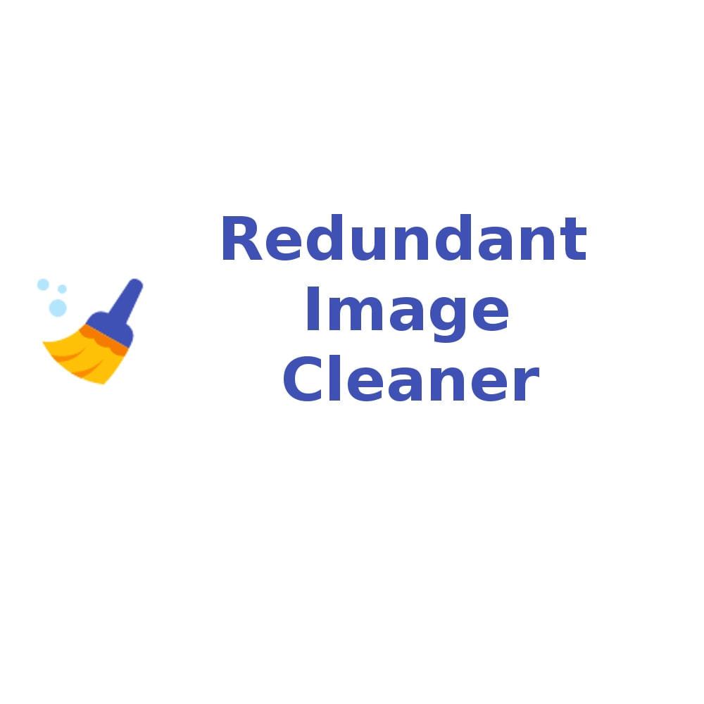 module - Website Performance - Redundant Image Cleaner - 1