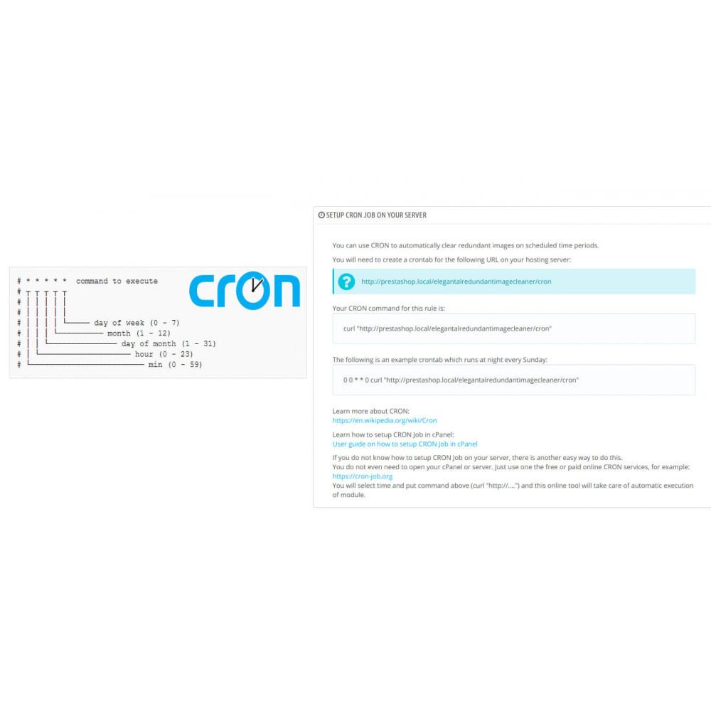 module - Website Performance - Redundant Image Cleaner - 6