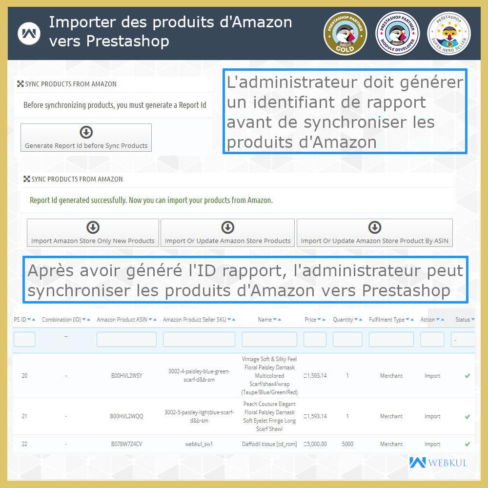 module - Marketplaces - Connecteur Amazon - 4