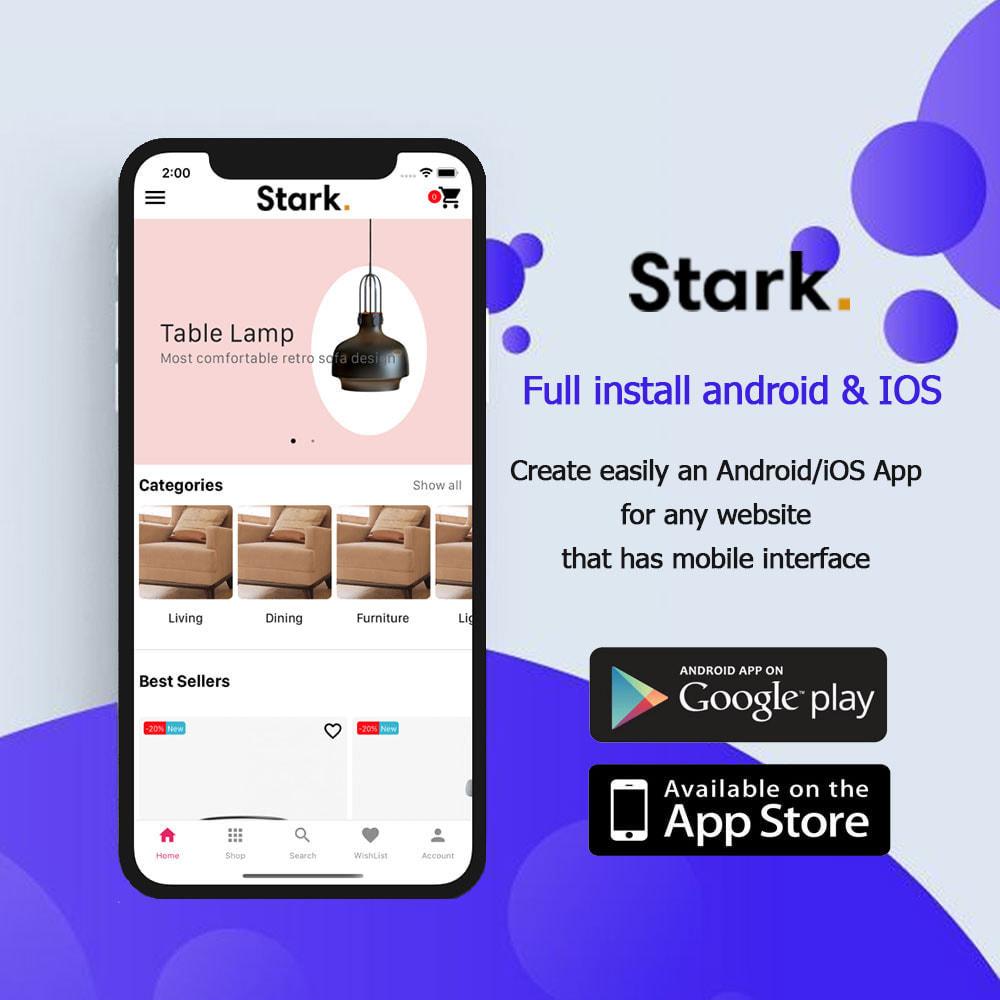 module - Dispositivos móviles - Stark Mobile App | React Native App for Android & IOS - 4