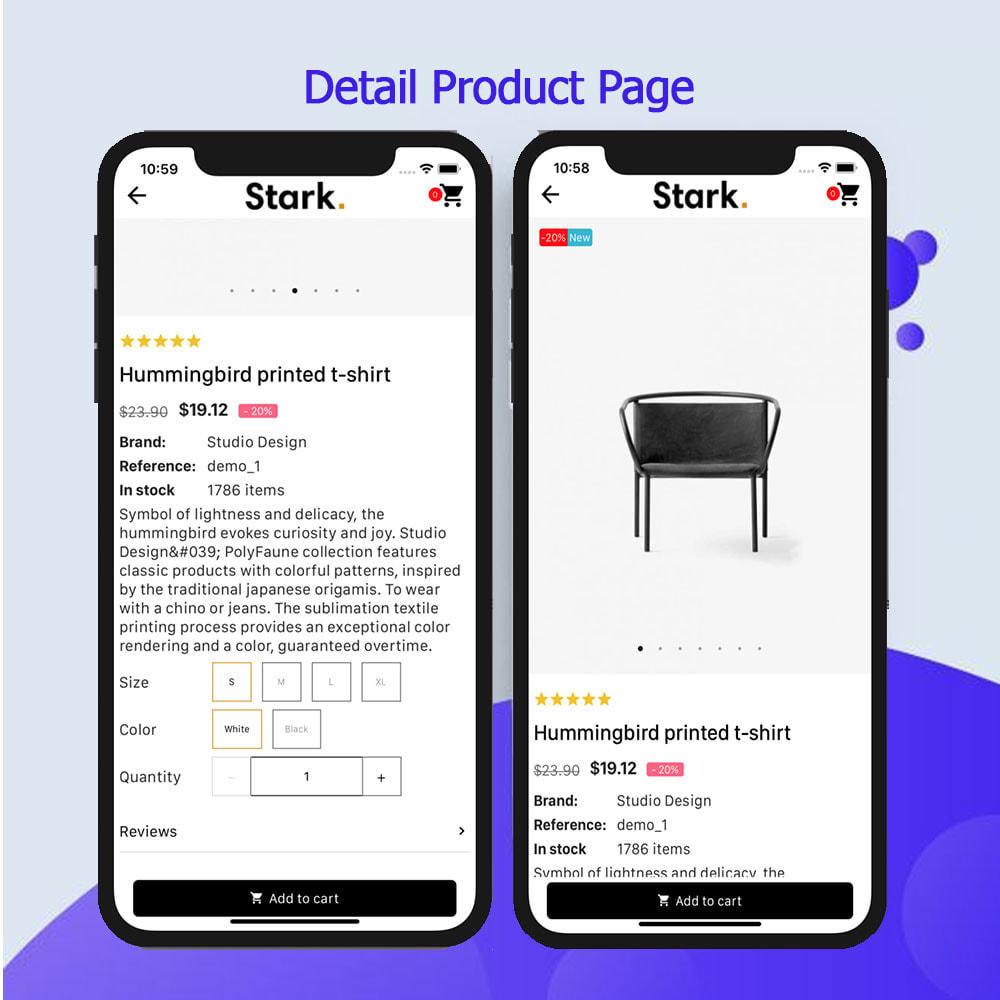 module - Dispositivos móviles - Stark Mobile App | React Native App for Android & IOS - 5