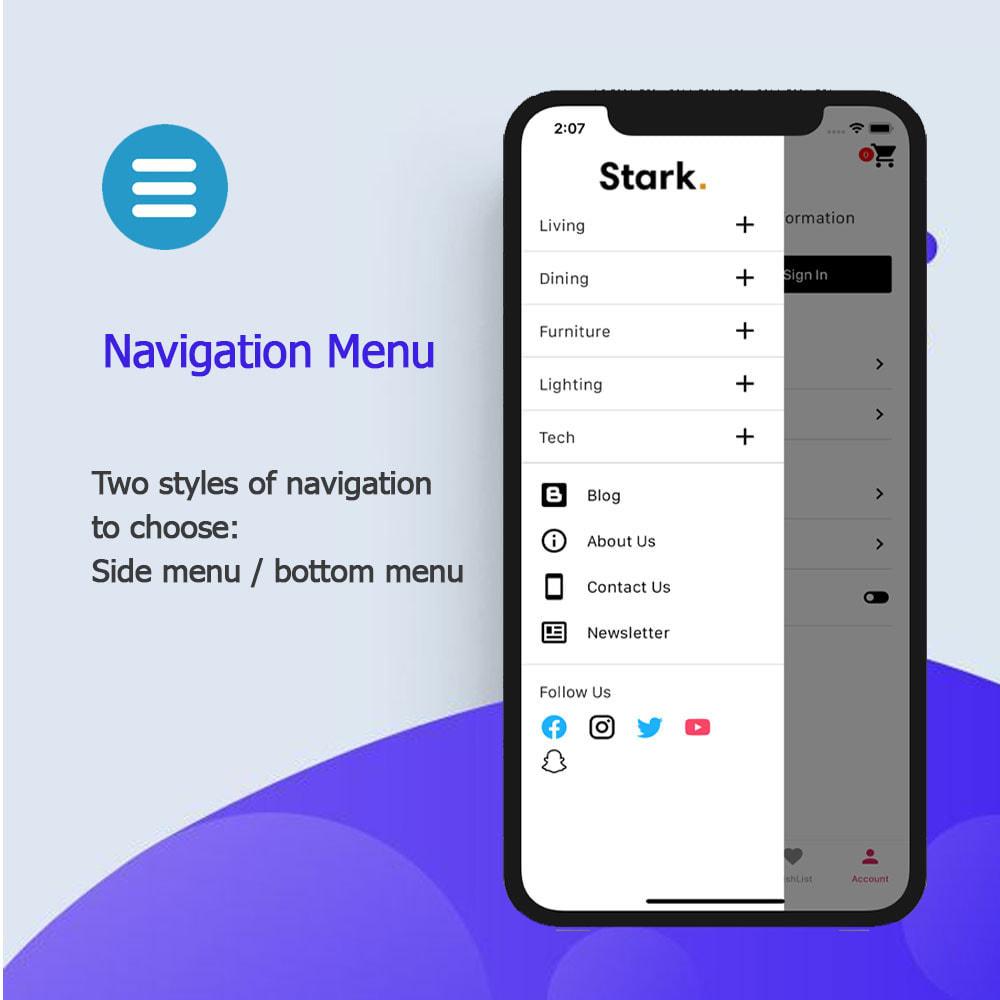 module - Dispositivos móviles - Stark Mobile App | React Native App for Android & IOS - 10
