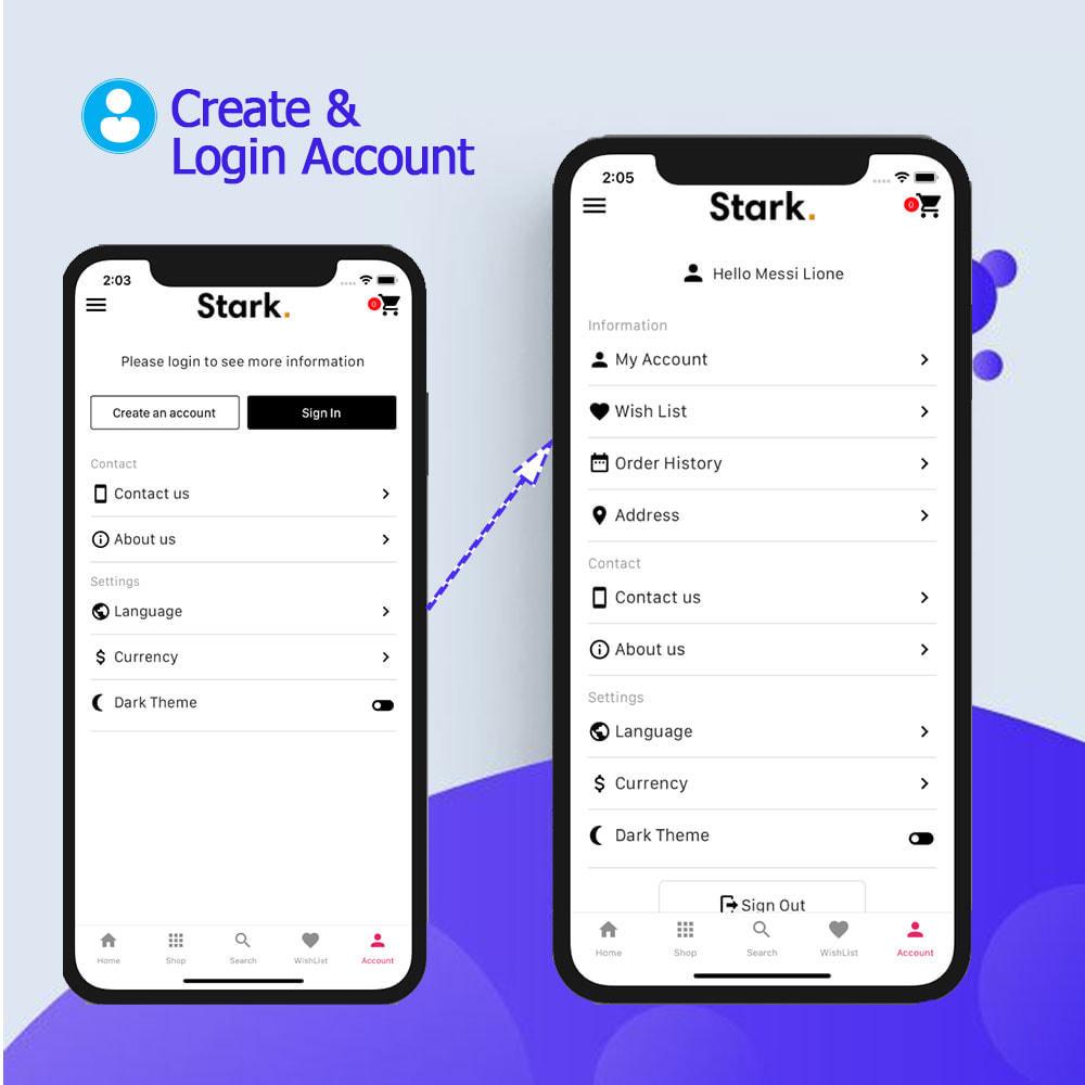 module - Dispositivos móviles - Stark Mobile App | React Native App for Android & IOS - 11