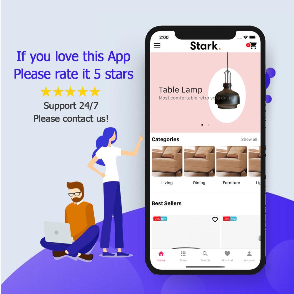 module - Dispositivos móviles - Stark Mobile App | React Native App for Android & IOS - 13