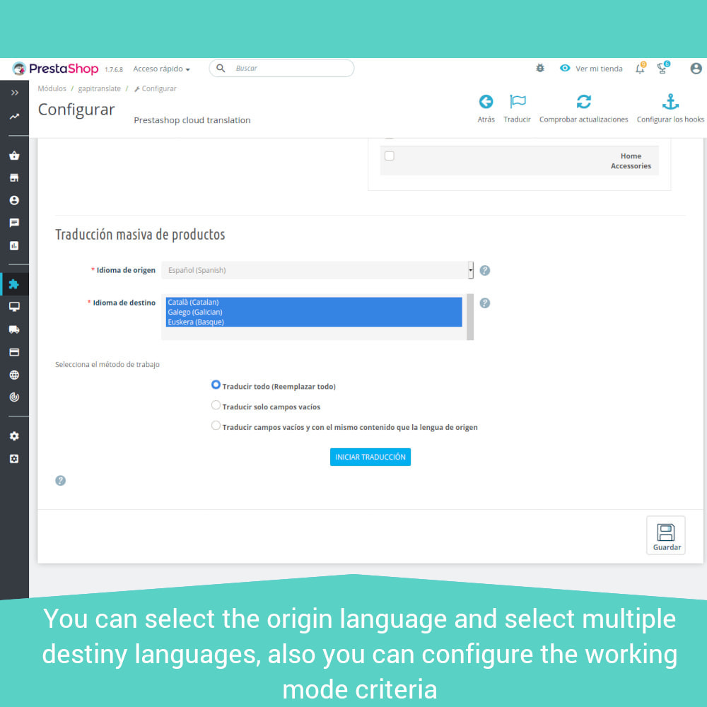 module - Internacional & Localização - Cloud Translation, Google, DeepL, and Azure - 2
