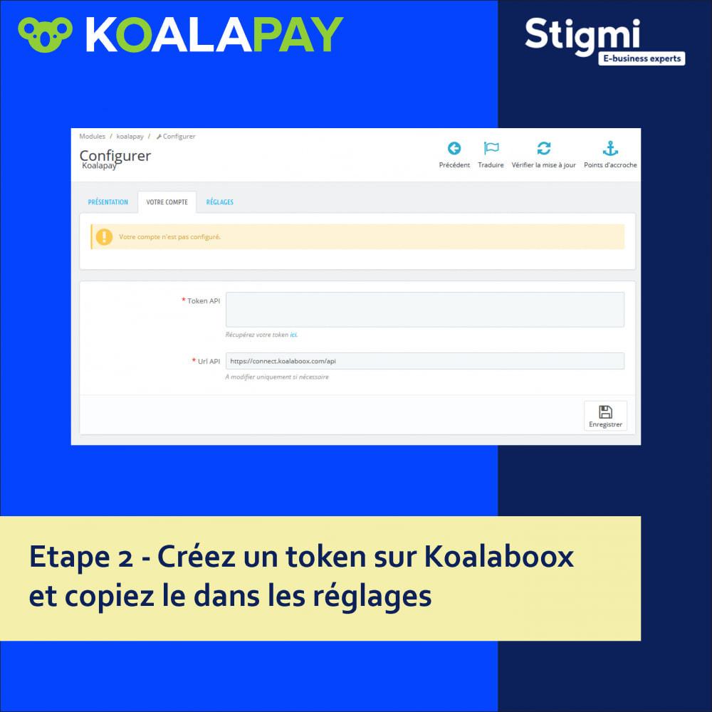 module - Paiement par Facture - KoalaPay – Paiement B2B à 30 jours & avance sur facture - 4