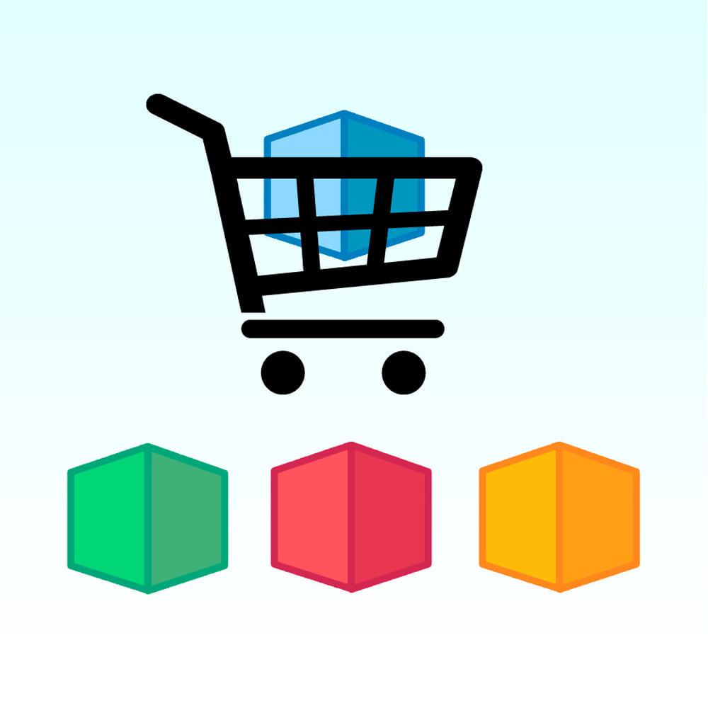 module - Procedury składania zamówień - Related products when added to cart - 1