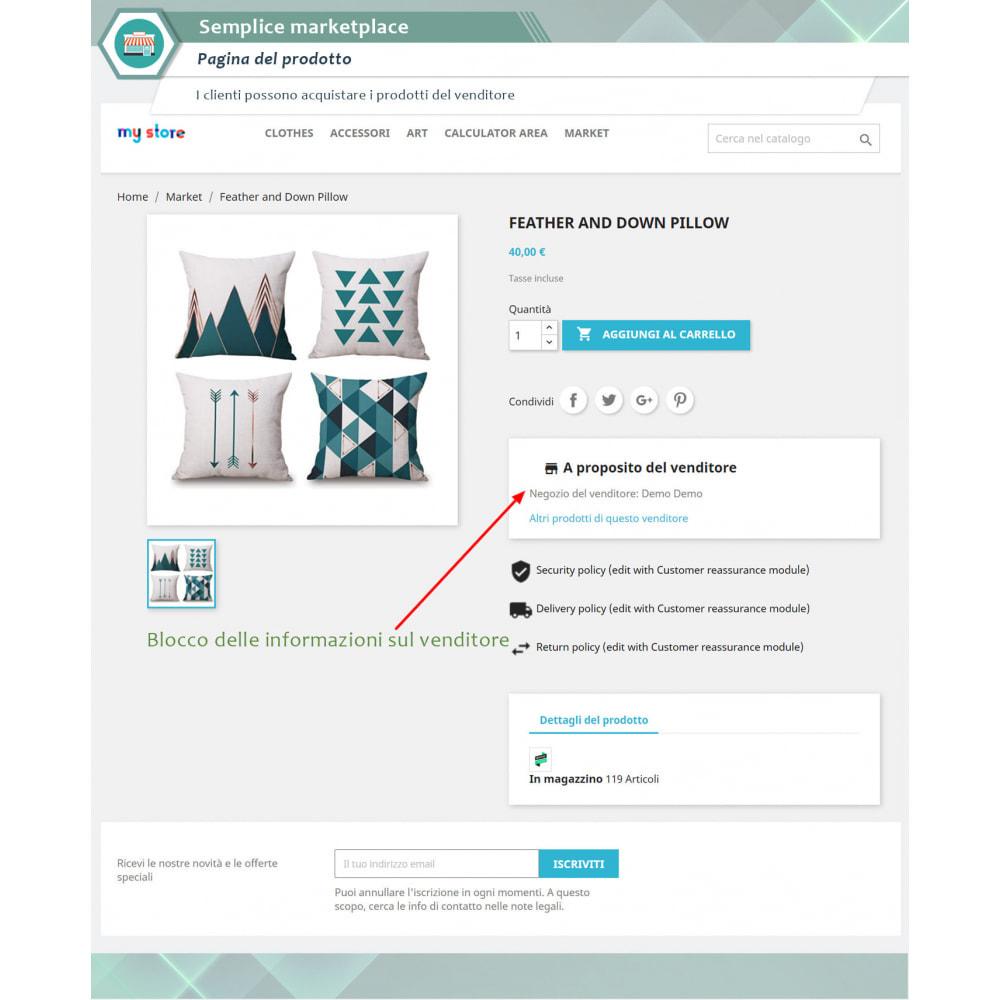 module - Creazione Marketplace - Simple Marketplace (Semplice marketplace) - 6