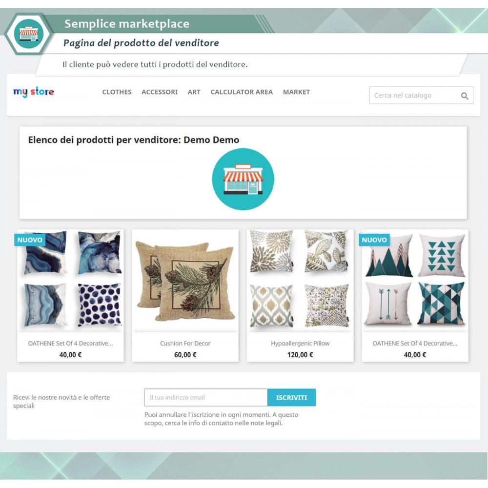 module - Creazione Marketplace - Simple Marketplace (Semplice marketplace) - 7