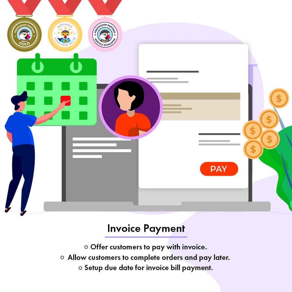 module - Pagamento con Fattura - Pay With Invoice - 1