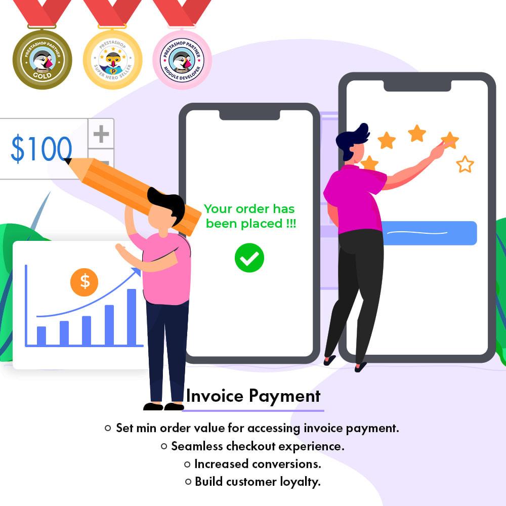 module - Pagamento con Fattura - Pay With Invoice - 3