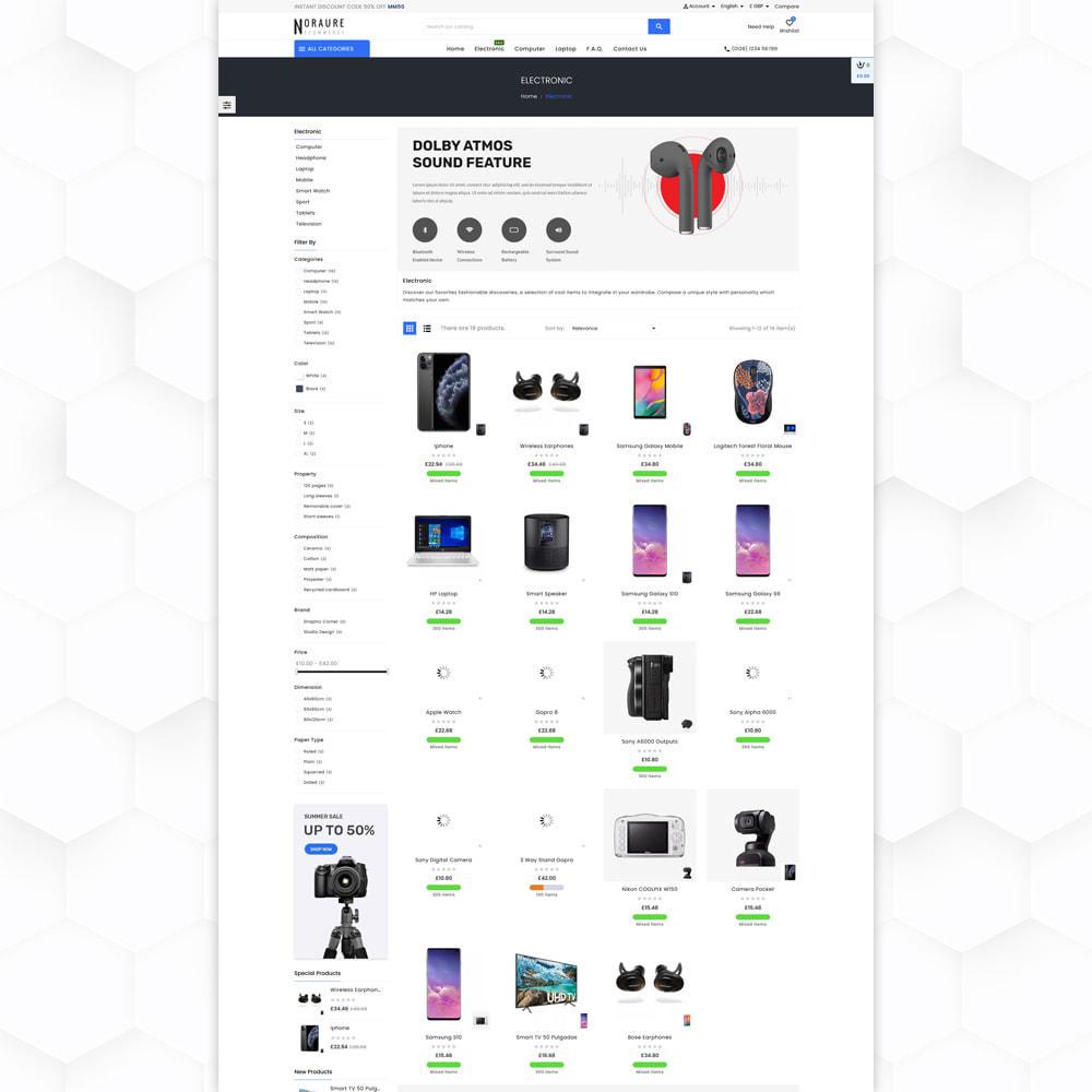 theme - Electronique & High Tech - Noraure Electronic Store - 3