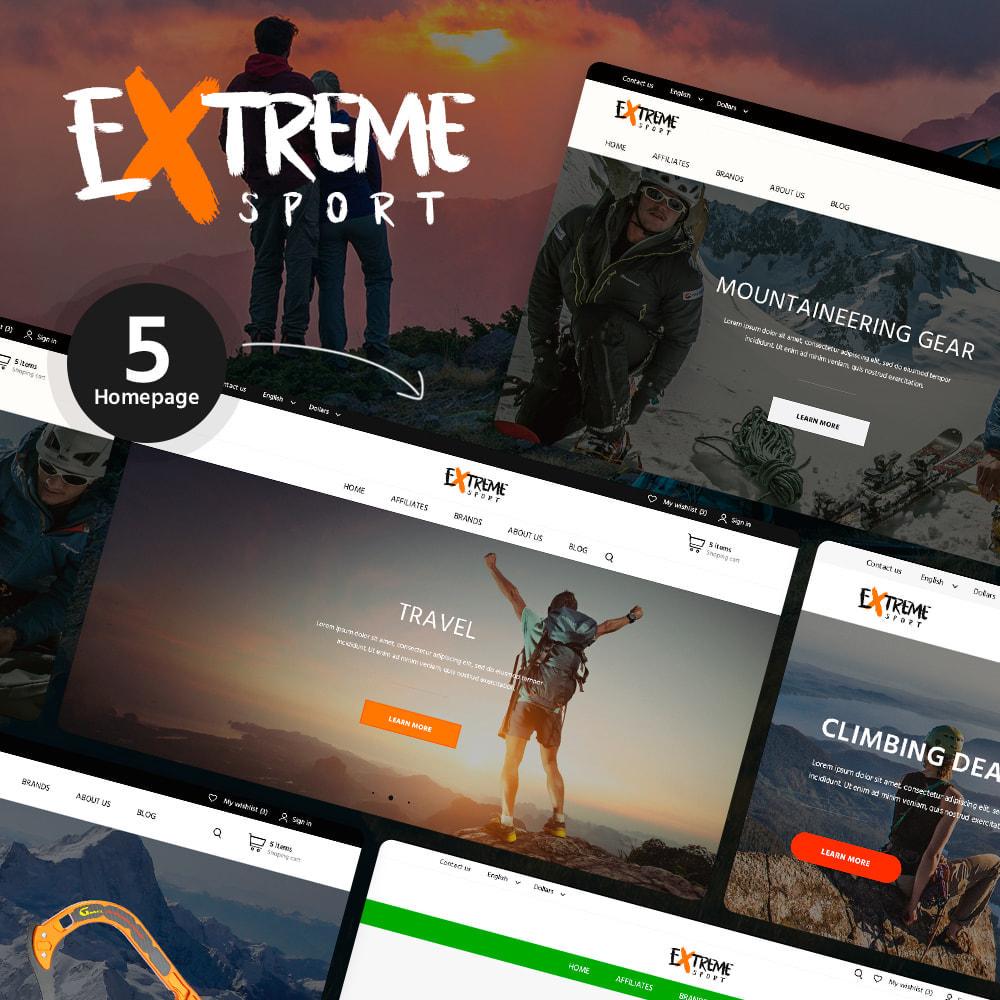 theme - Sport, Activiteiten & Reizen - Extreme Sport - 1