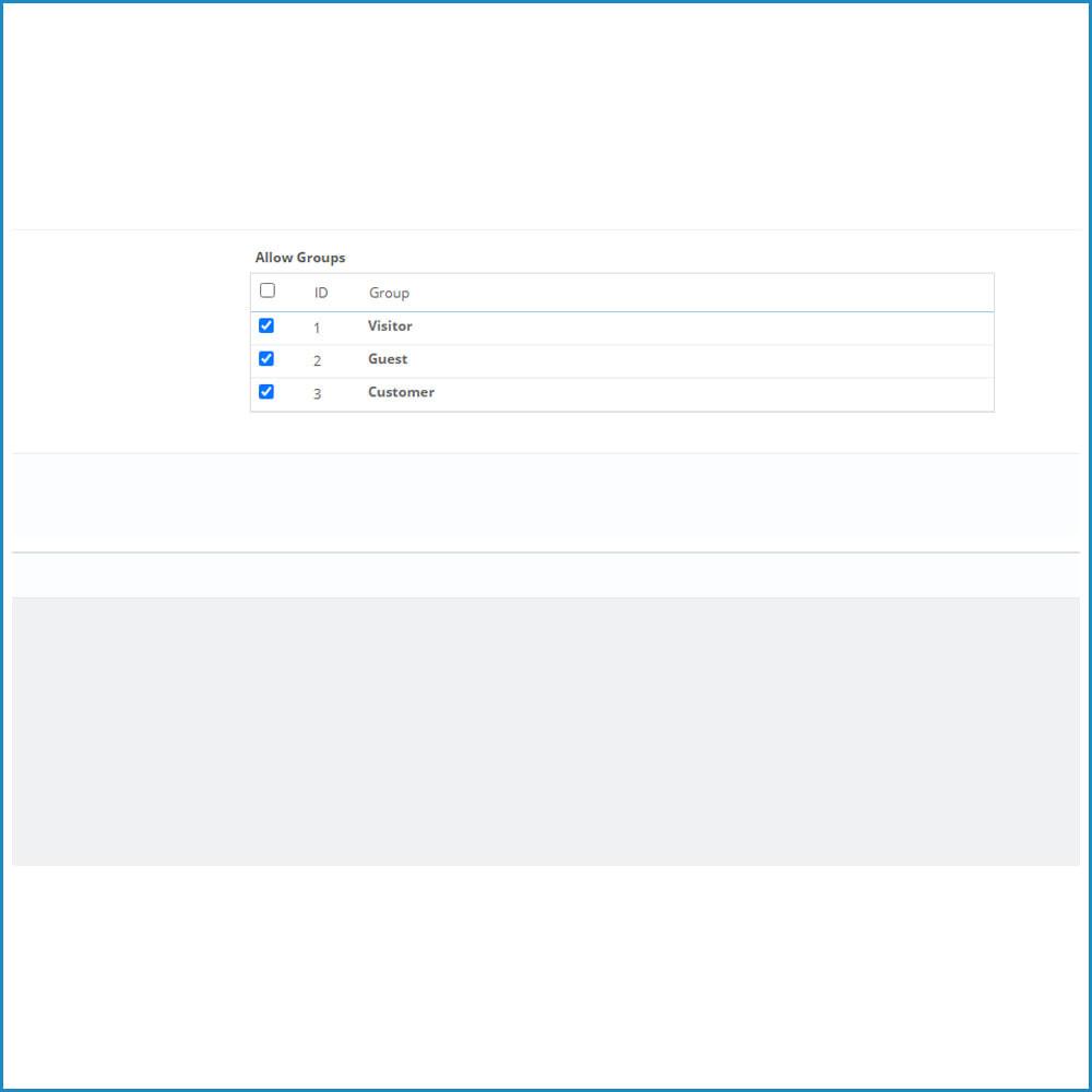 module - Inscription & Processus de commande - Quick Product Buy In one click - 3