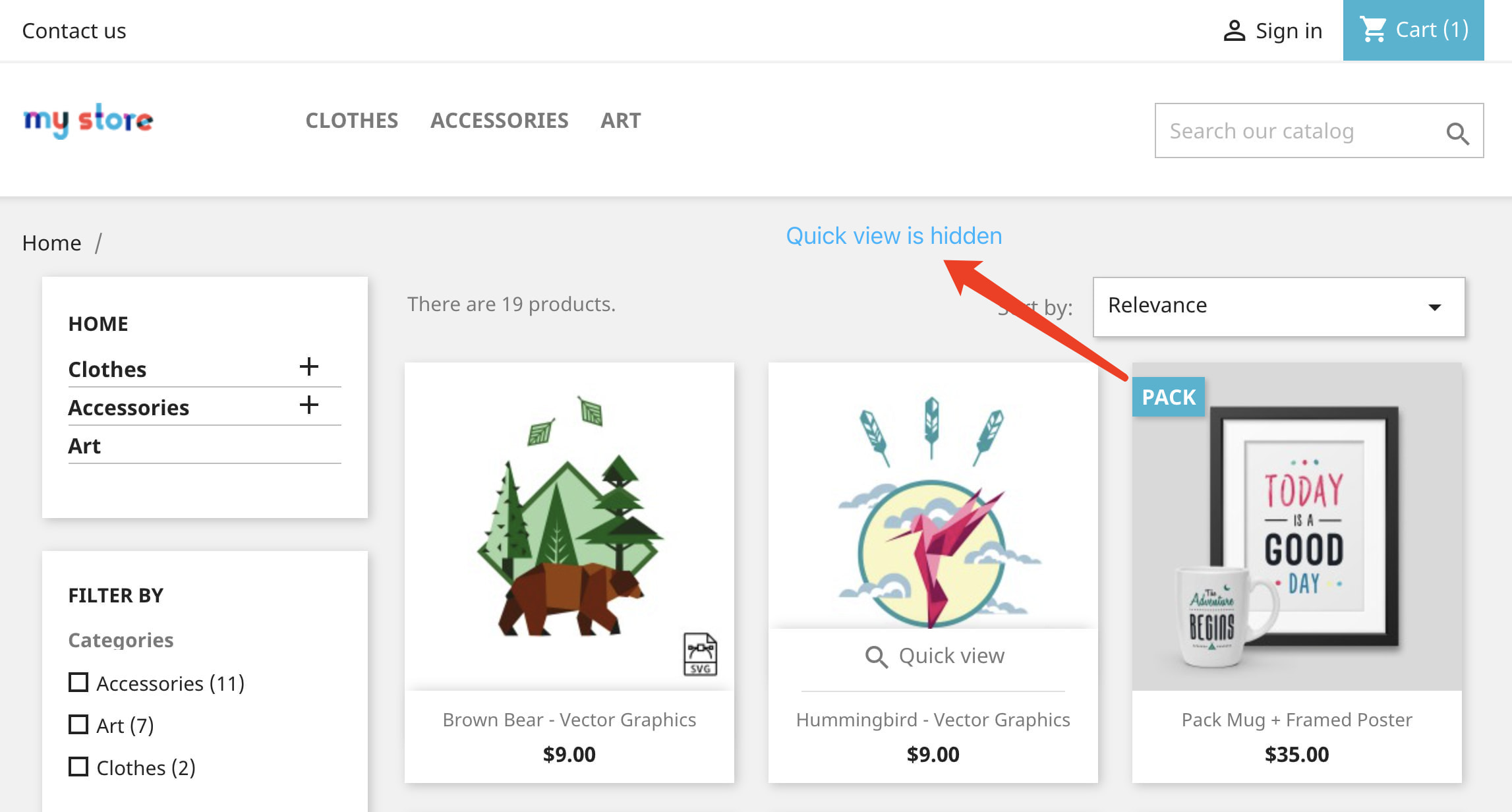 module - Combinations & Product Customization - Product Bundle Pack Add multiple products into the cart - 6