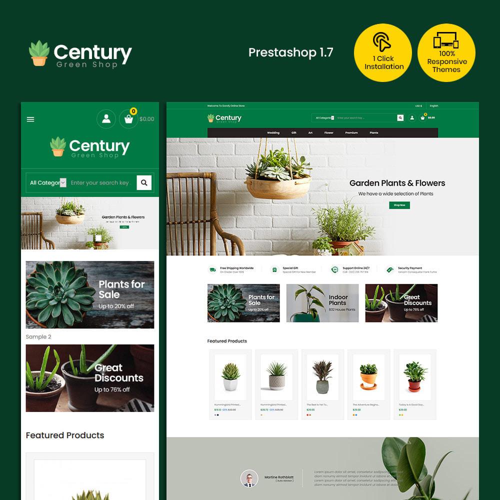 theme - Huis & Buitenleven - Century Green Shop - Indoor Plant Houseplant Store - 1