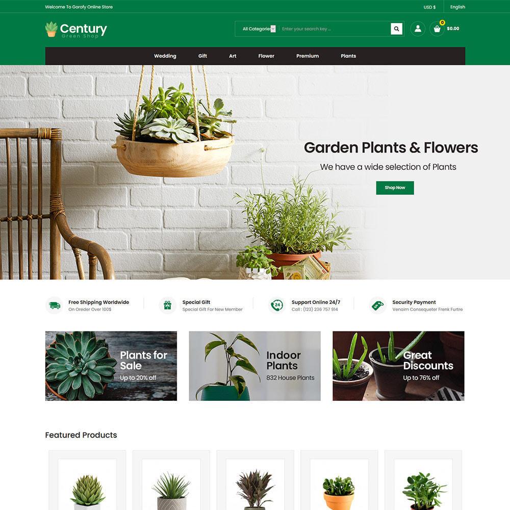 theme - Huis & Buitenleven - Century Green Shop - Indoor Plant Houseplant Store - 2