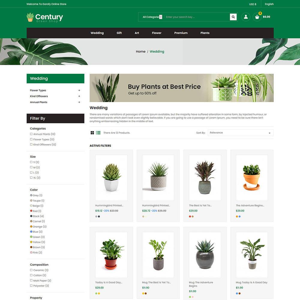 theme - Huis & Buitenleven - Century Green Shop - Indoor Plant Houseplant Store - 3