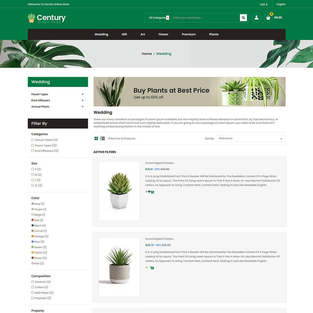 theme - Huis & Buitenleven - Century Green Shop - Indoor Plant Houseplant Store - 4