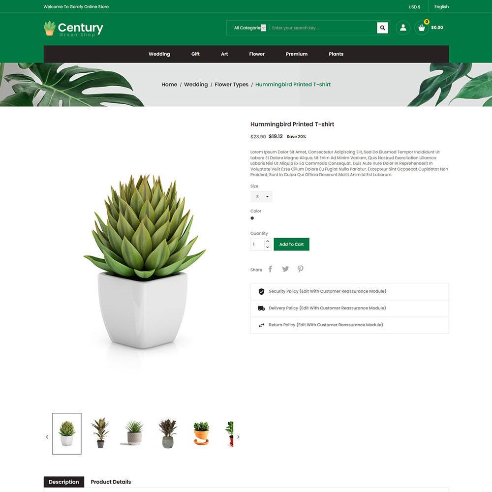 theme - Huis & Buitenleven - Century Green Shop - Indoor Plant Houseplant Store - 5