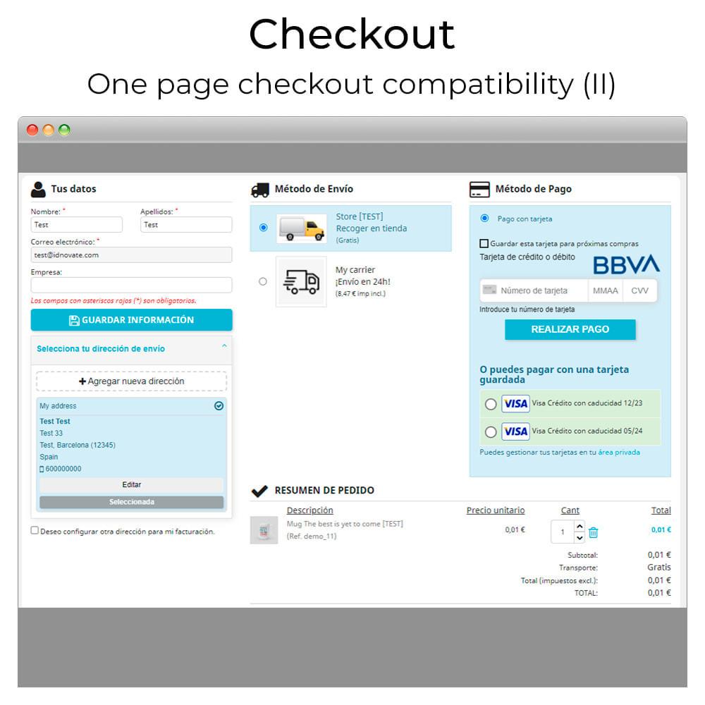 module - Pagamento con Carta di Credito o Wallet - Redsys Insite virtual POS card payment and refunds - 12