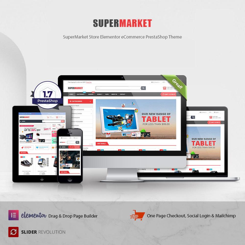theme - Electrónica e High Tech - K-Market Elementor Electronics & Supermarket - 3