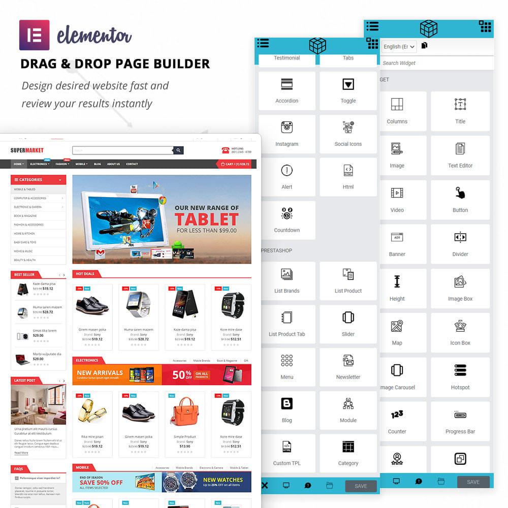 theme - Electrónica e High Tech - K-Market Elementor Electronics & Supermarket - 4