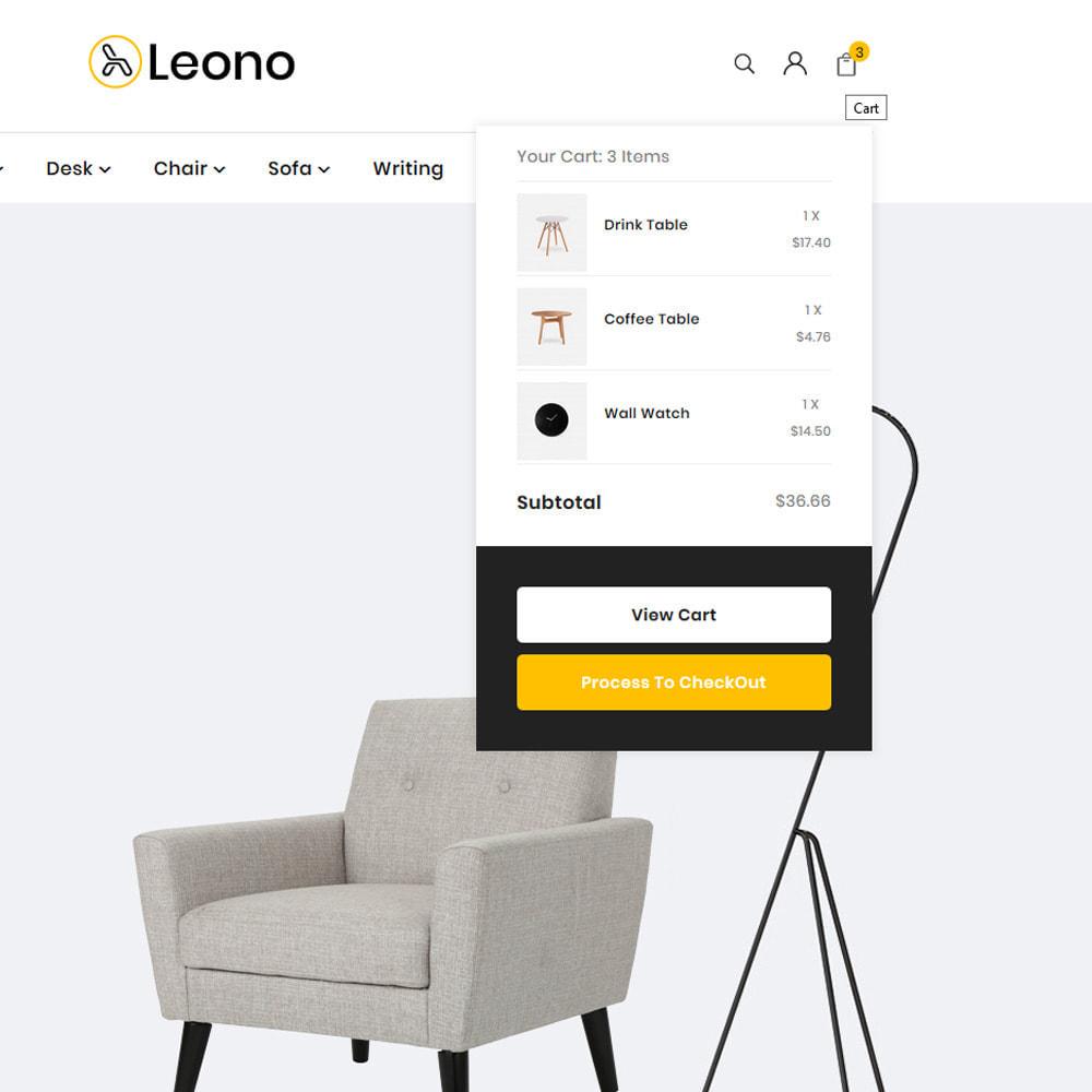 theme - Hogar y Jardín - Furni–Wood–Leono–Furniture Store - 7
