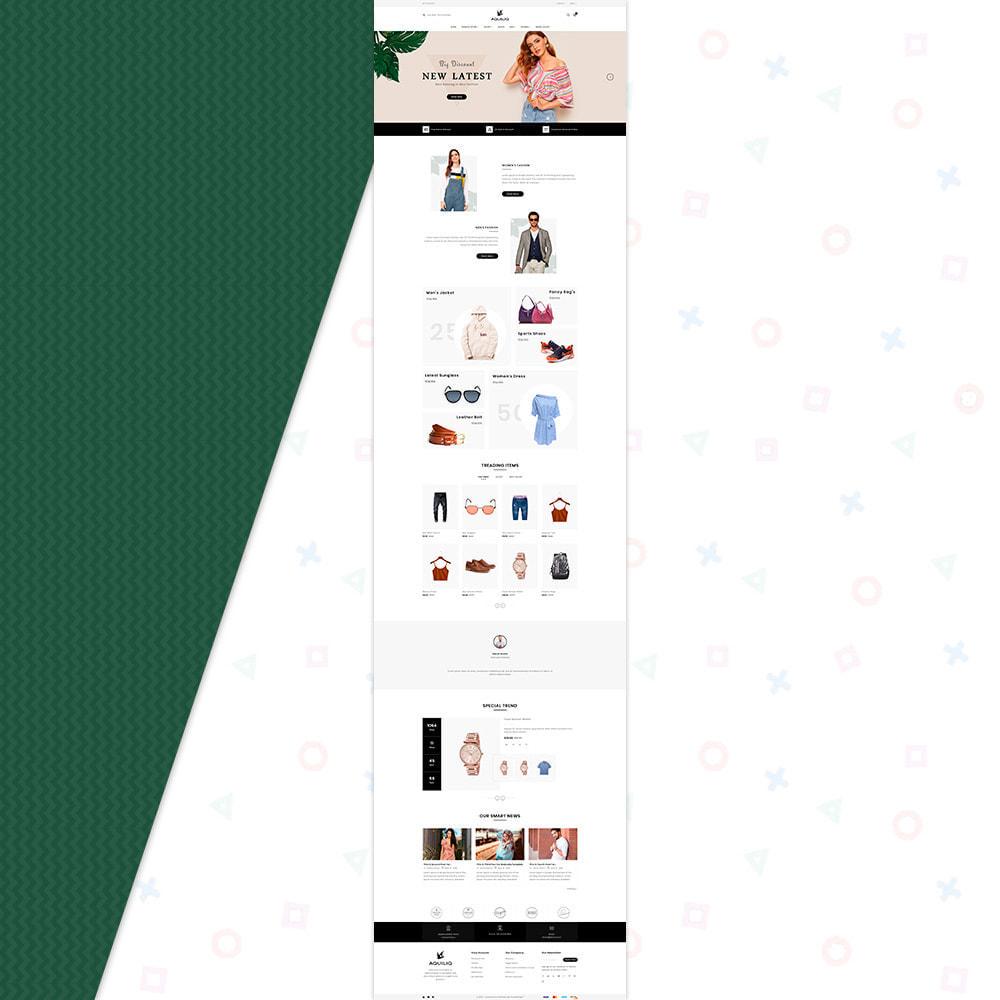 theme - Moda y Calzado - Aquiliq Style–Cloth Fashion Store - 2