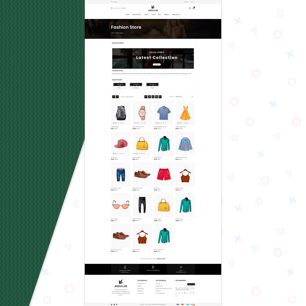 theme - Moda y Calzado - Aquiliq Style–Cloth Fashion Store - 3