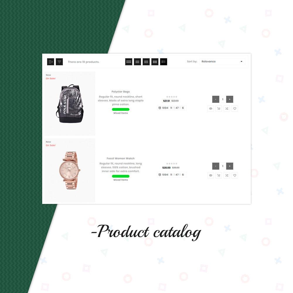 theme - Moda y Calzado - Aquiliq Style–Cloth Fashion Store - 11