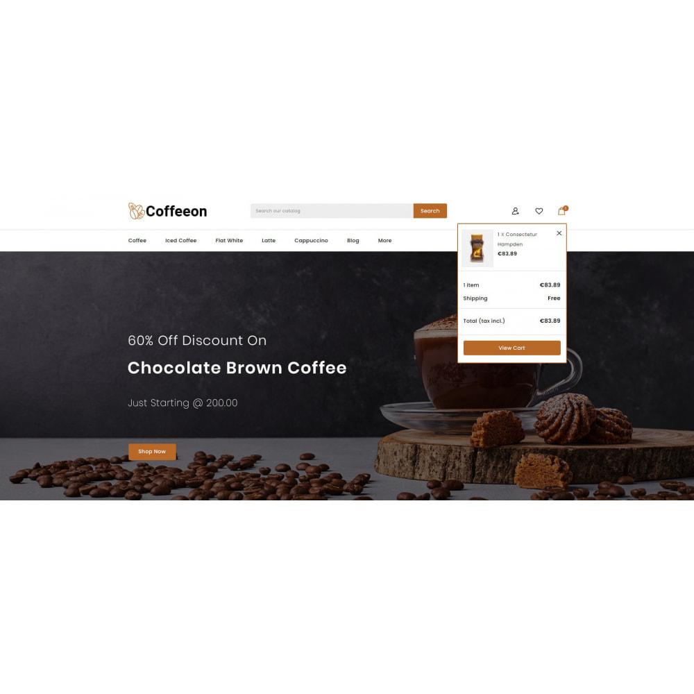 theme - Drink & Tobacco - Coffeeon - Coffee Store - 8