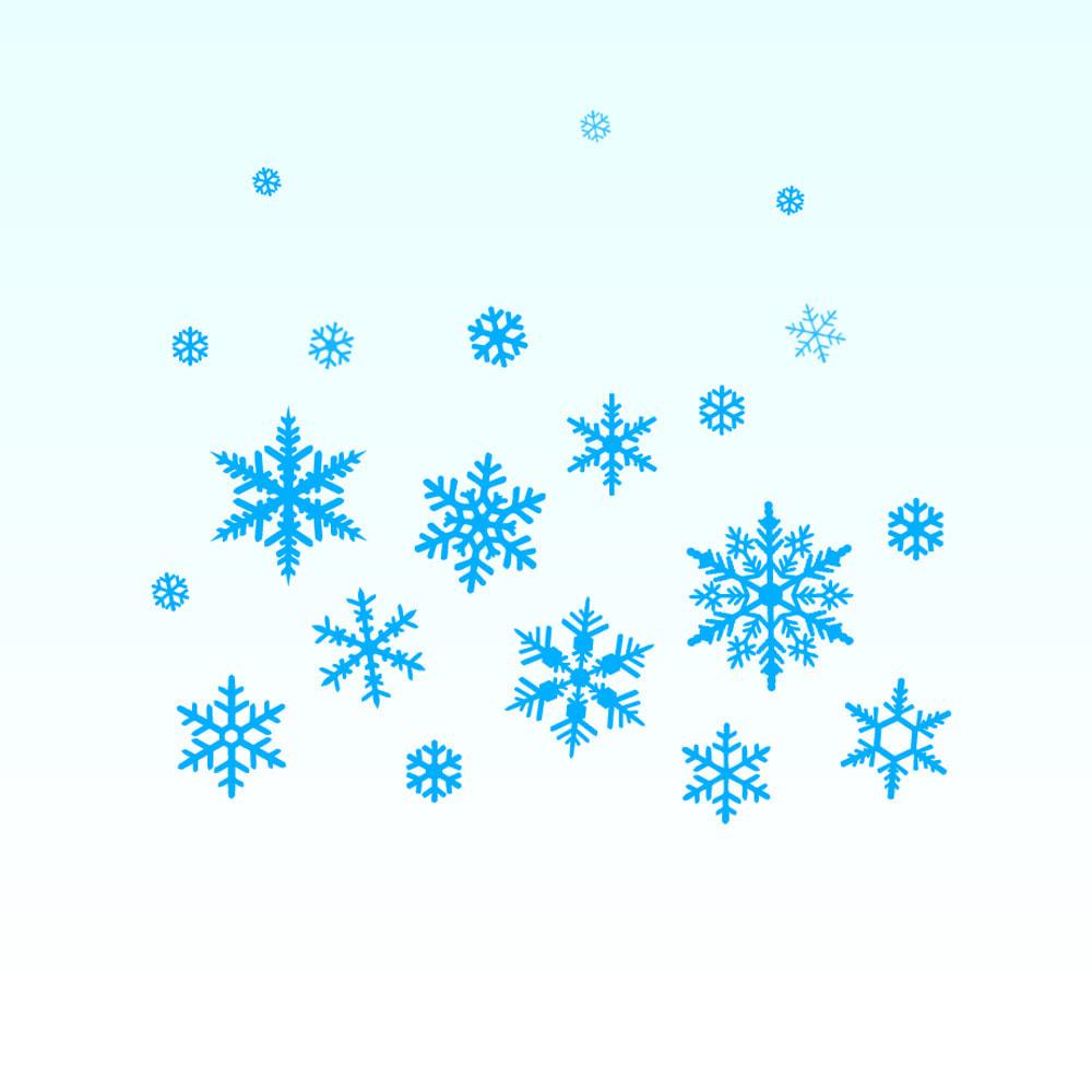 module - Personalizacja strony - Śnieg w sklepie / nowy rok / Boże Narodzenie - 1