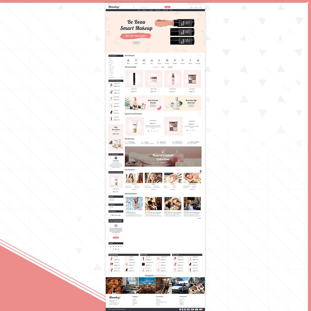 theme - Saúde & Beleza - Cosmatic Bloomley-Cosmatic Shop - 2