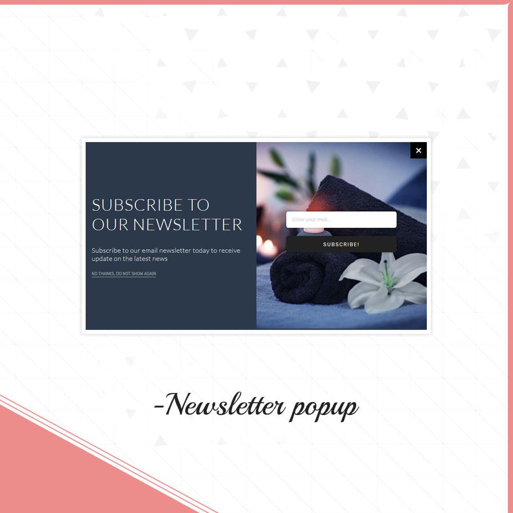 theme - Saúde & Beleza - Cosmatic Bloomley-Cosmatic Shop - 10