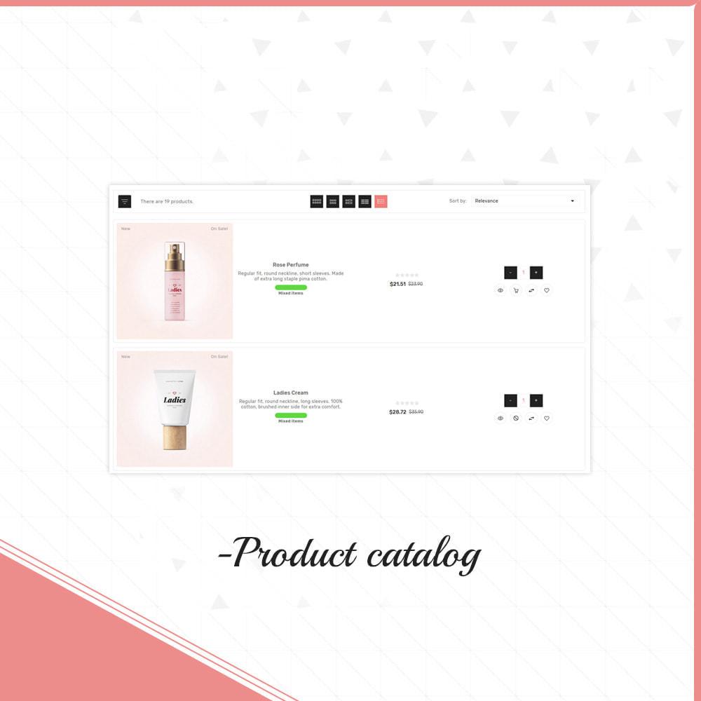 theme - Saúde & Beleza - Cosmatic Bloomley-Cosmatic Shop - 11
