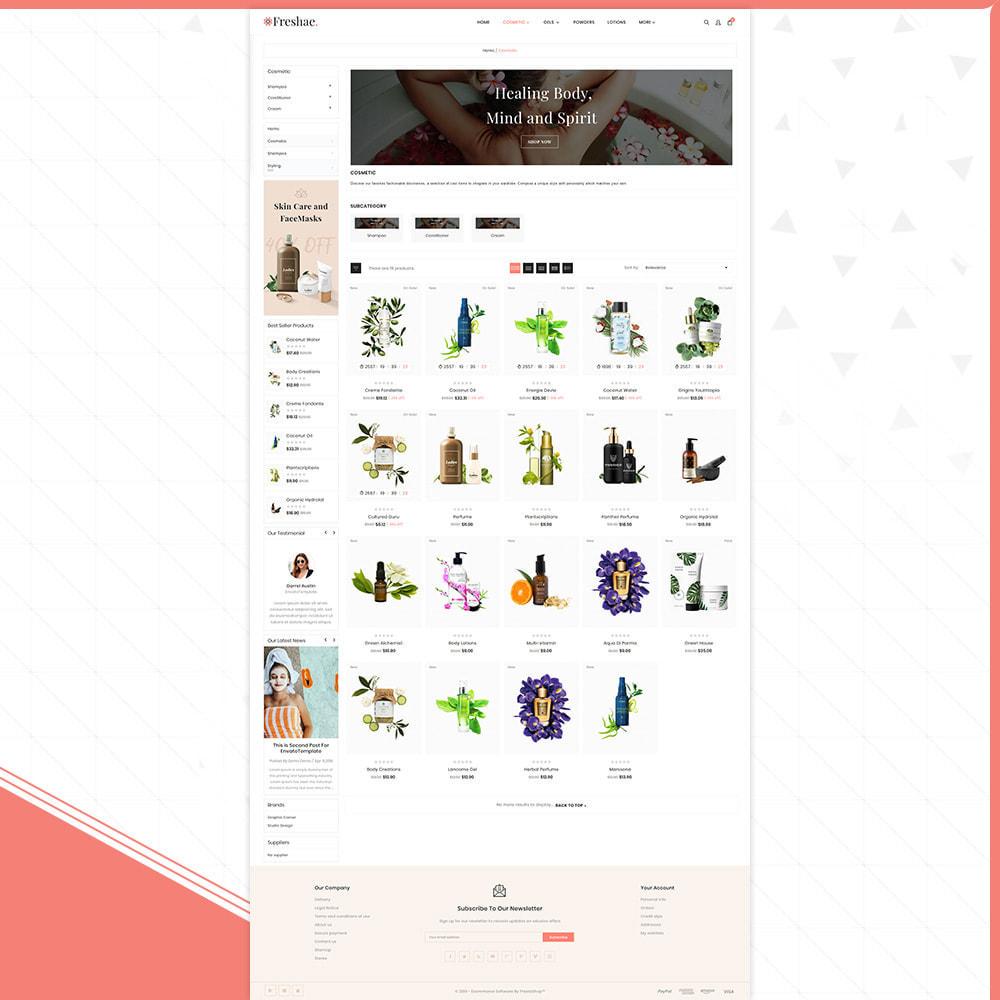 theme - Fashion & Shoes - Cosmétique-Freshael Cosmatic Shop - 3