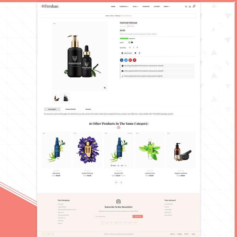 theme - Fashion & Shoes - Cosmétique-Freshael Cosmatic Shop - 4